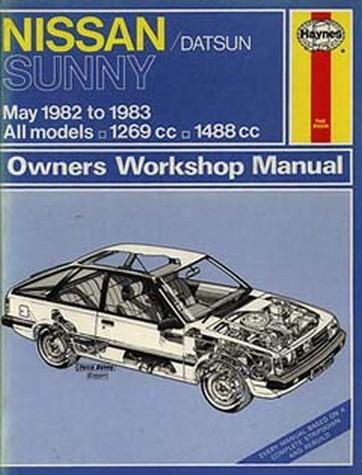 nissan sunny b11 user manual user guide manual that easy to read u2022 rh sibere co B11 Light Bulb nissan sunny b11 service manual pdf