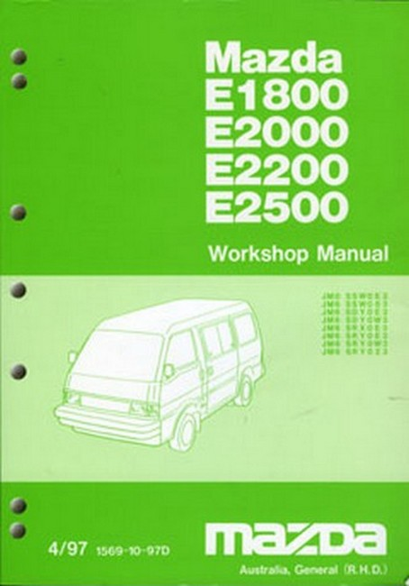 mazda e series manual open source user manual u2022 rh dramatic varieties com Mazda Owner Manuals PDF Mazda SUV