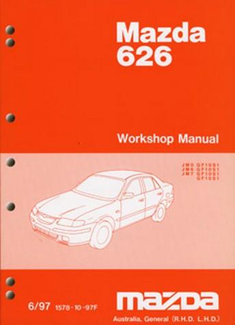 1994 mazda 626 repair manual rh 1994 mazda 626 repair manual tempower us Mazda 626 Transmission Mazda 626 Engine Parts