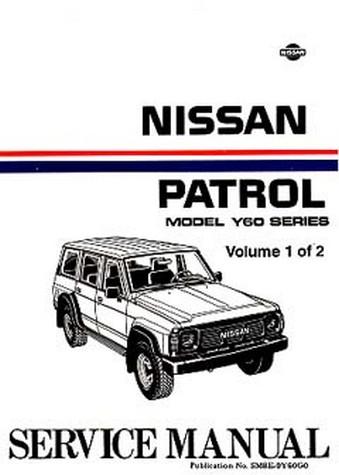 nissan patrol y60 wiring diagram online wiring diagram
