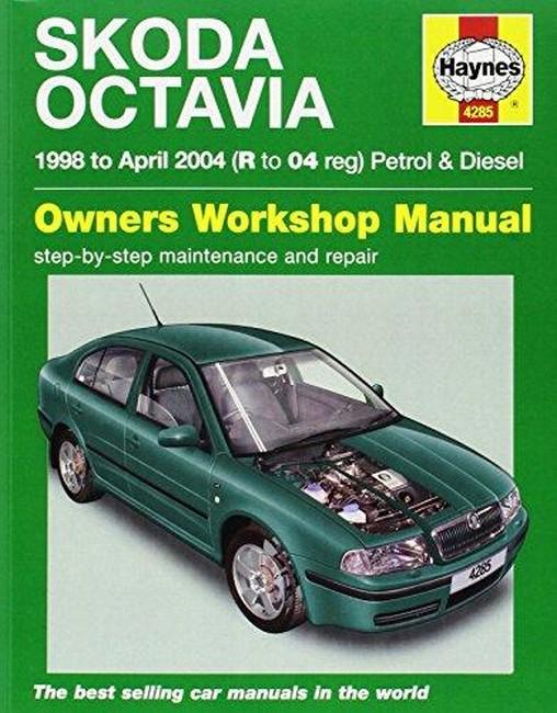 Haynes Workshop Manual for Skoda Fabia Petrol /& Diesel 00-06