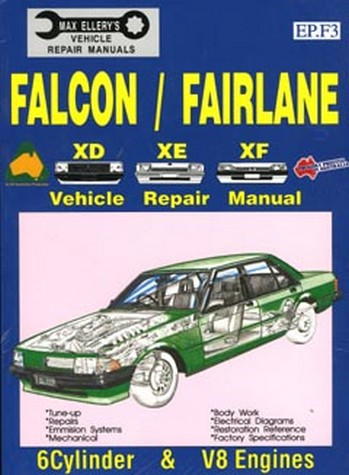 item rh pitstop net au Ford Falcon Ef xf falcon workshop manual download
